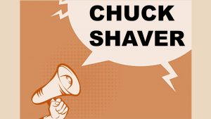Ask to expert cover CHUCK SHAVER