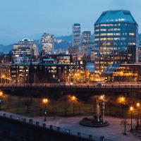 Portland Oregon city